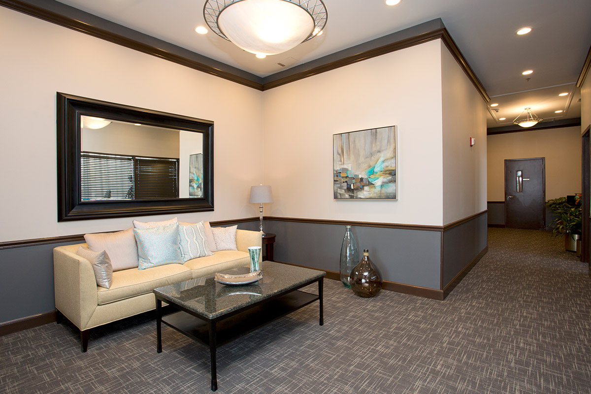 deerfield village centre apartments lobby